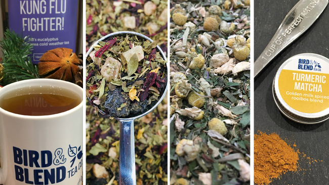 Top 4 Teas For A Cold