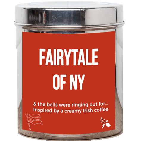 Fairytale of NY tea