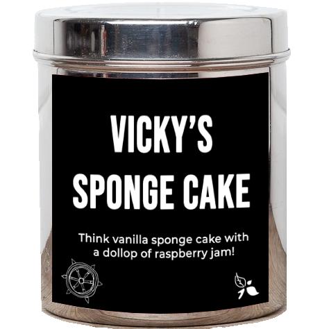 Vicky's Sponge Cake