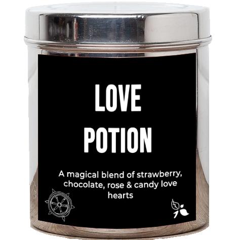 Love Potion Tea
