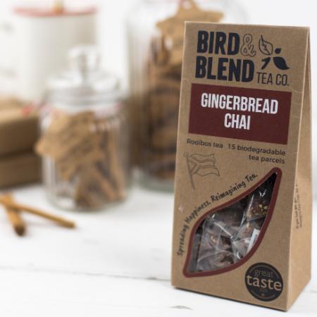 Gingerbread Chai Tea Bags