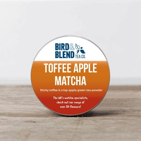 Toffee Apple Matcha