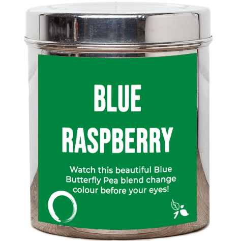 Blue Raspberry Tea