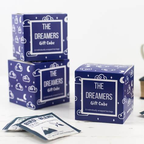 Dreamer's Tea Gift Cube