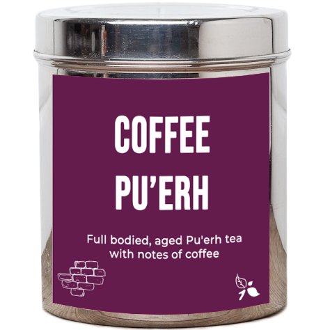 Coffee Pu'erh