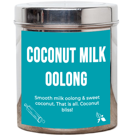 Coconut Milk Oolong