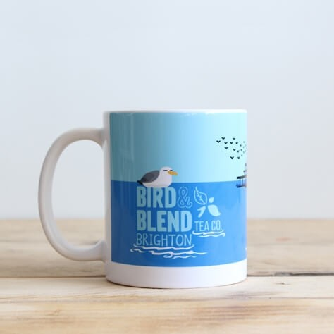 Brighton Tea Mug