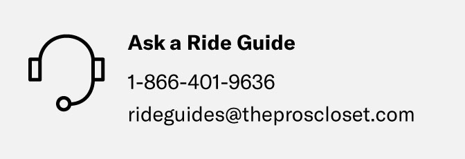 Ask a Ride Guide