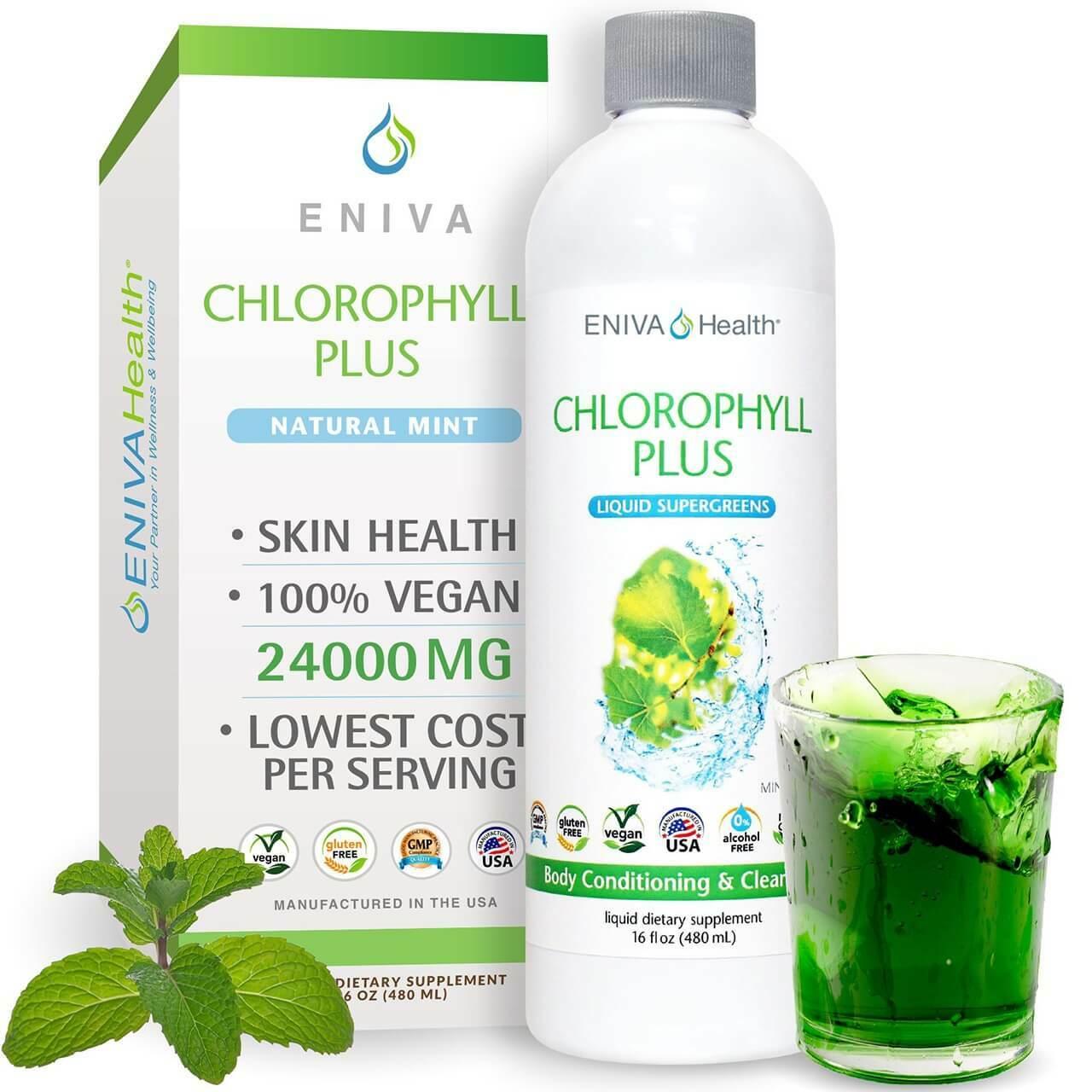 Chlorophyll #1 at controlling body odor