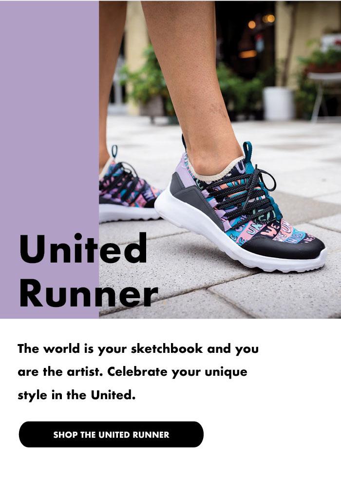 UNITED FLEX RUNNER