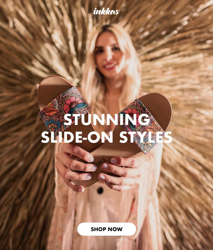 Stunning Slide-On Styles