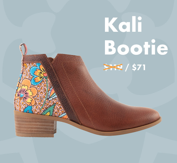 Kali Bootie