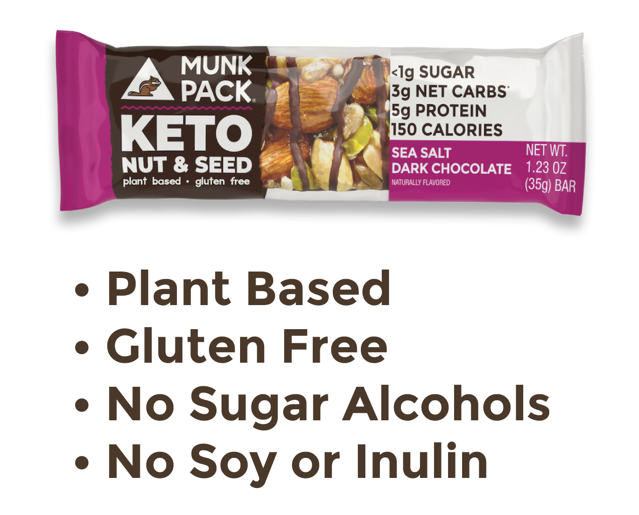 Keto Nut & Seed Bar