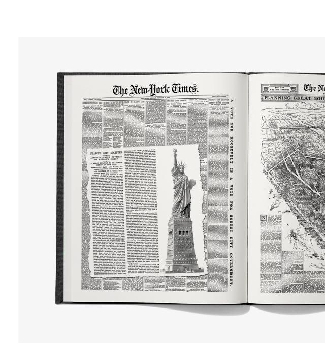 History of NY