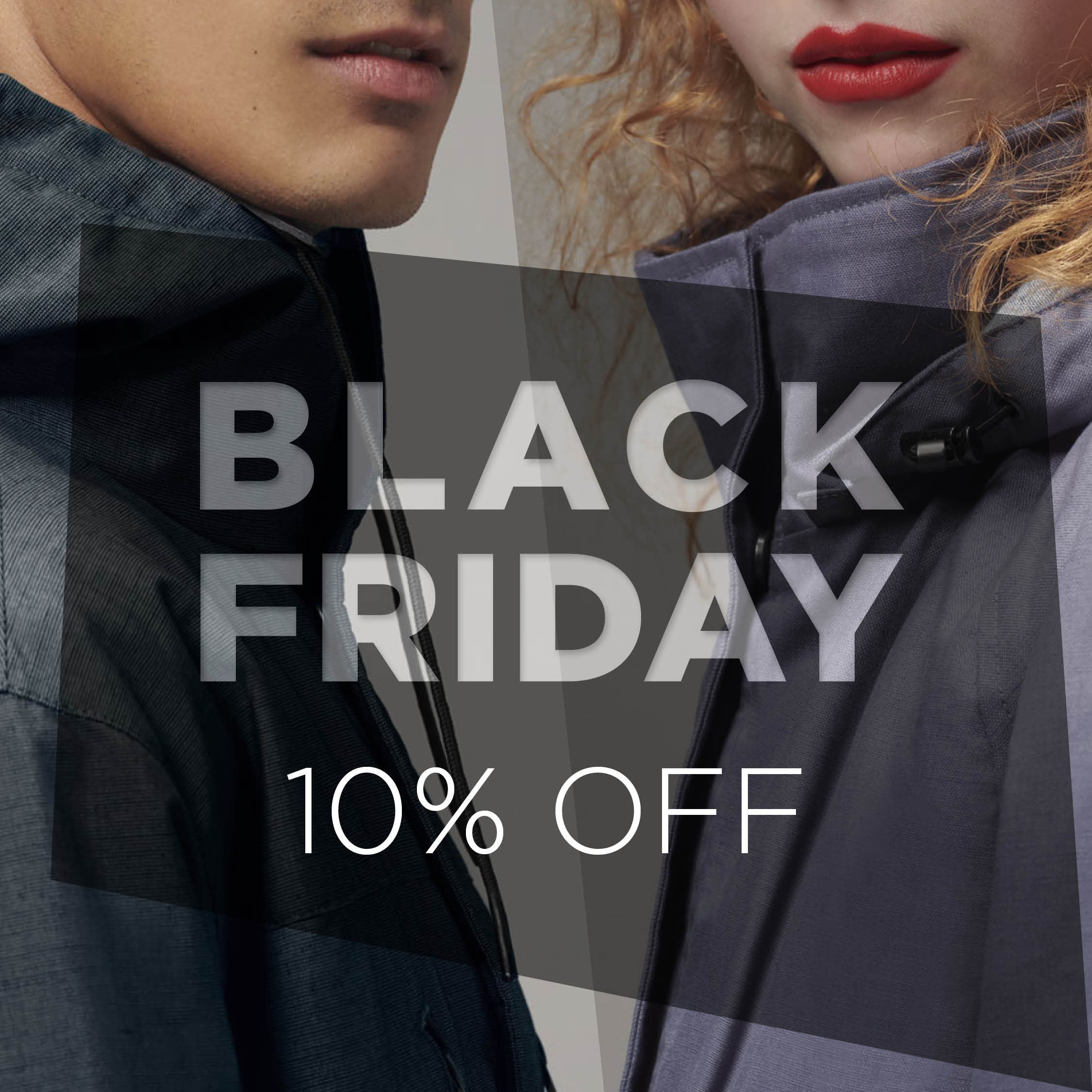 Black Friday - 10% Off Sitewide