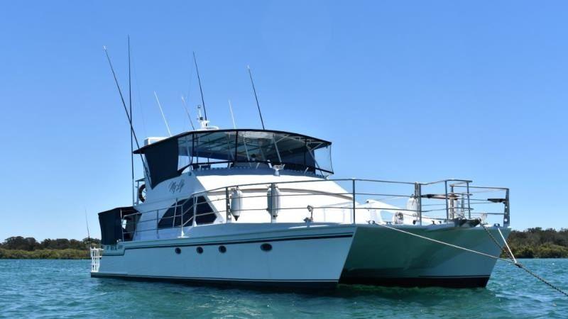 2018 Turncraft 63 Catamaran