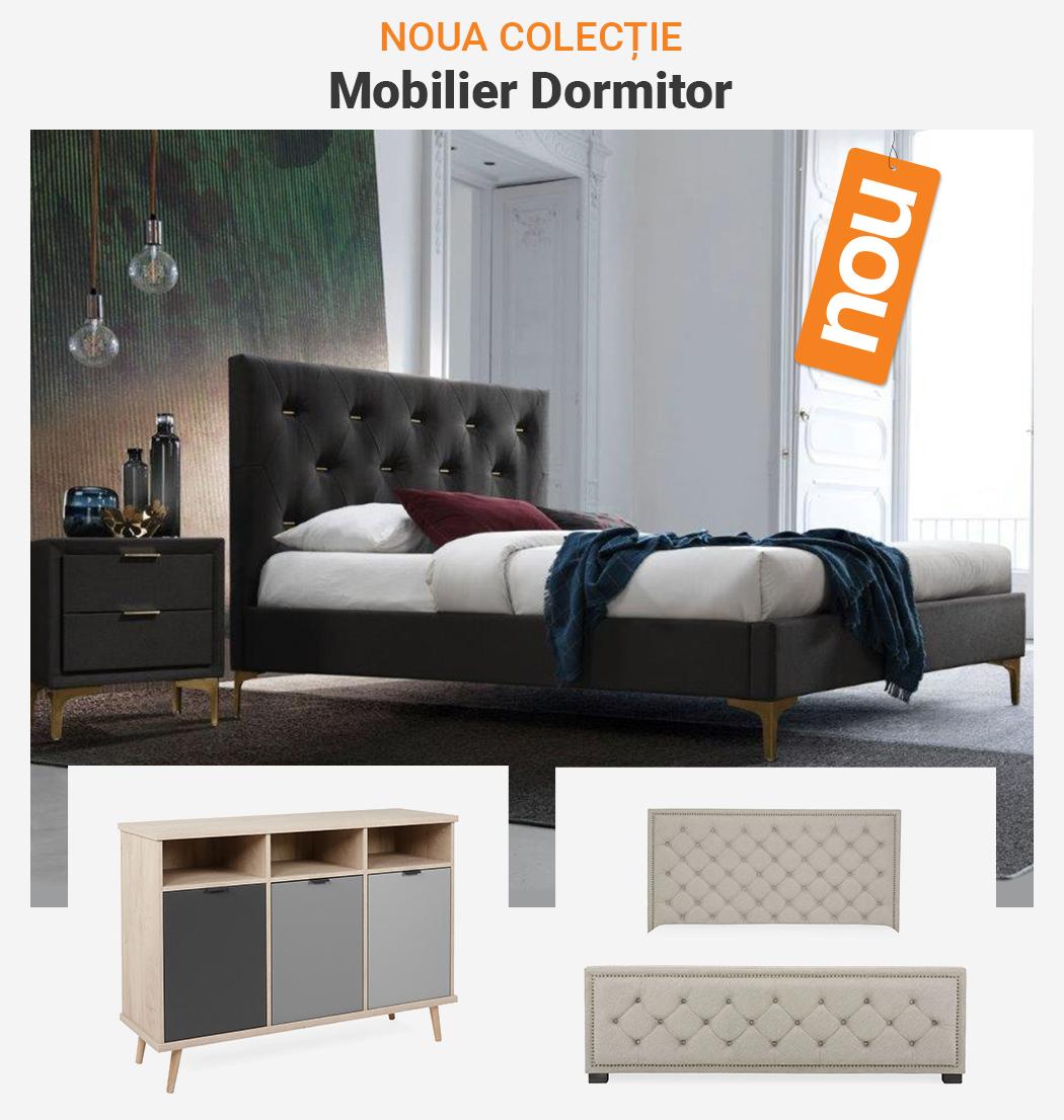 Noua Colectie Mobilier Dormitor