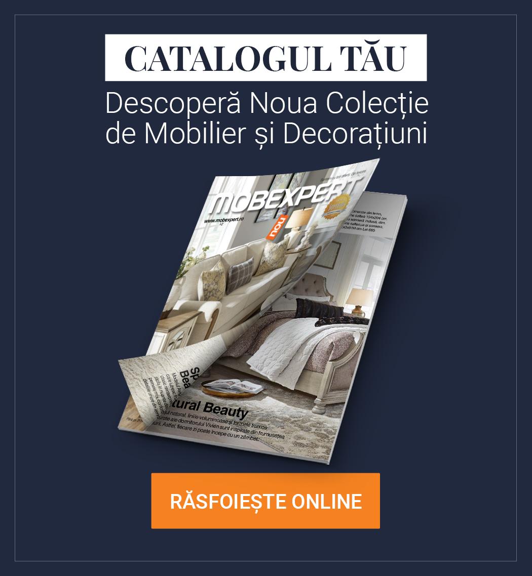 Catalogul Tau. Noua Colectie de Mobilier si Decoratiuni