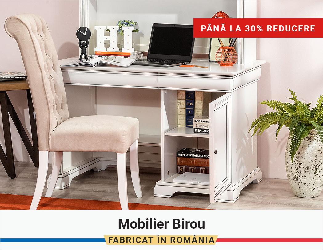 Fabricat in Romania: Pana la 30% Reducere la Mobilier Birou