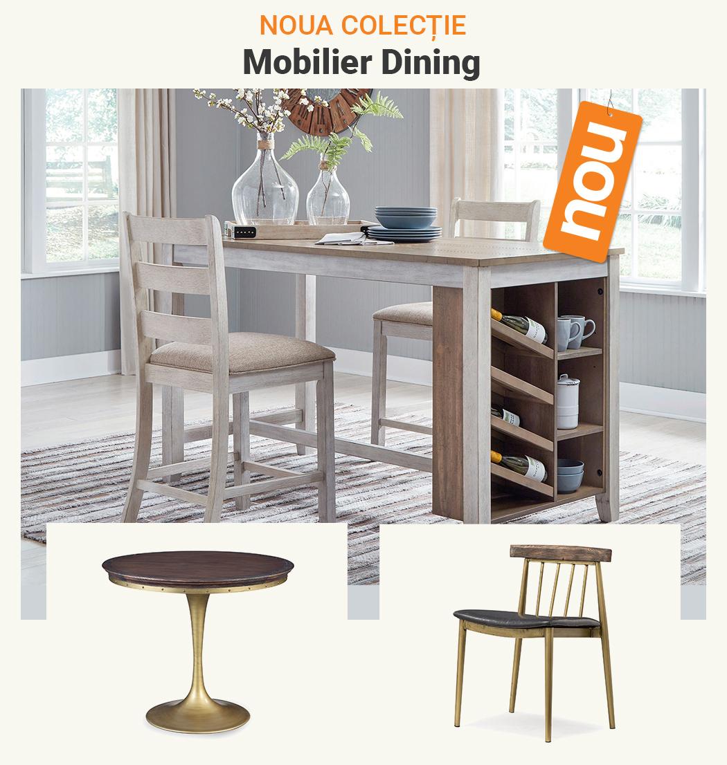 Noua Colectie Mobilier Dining