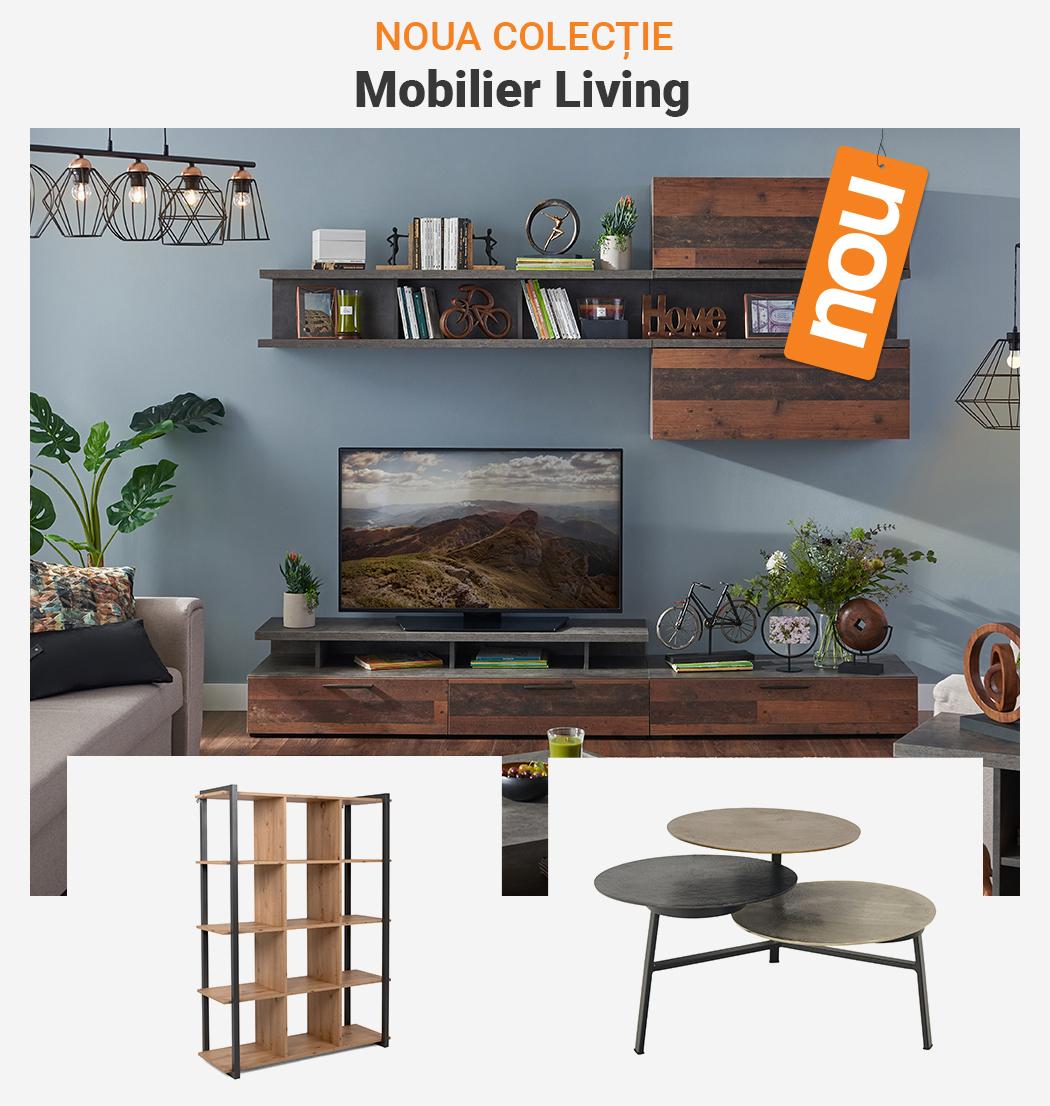 Noua Colectie Mobilier Living