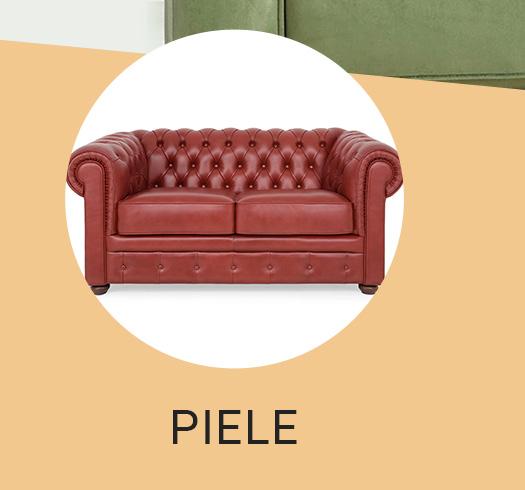 Canapele Piele