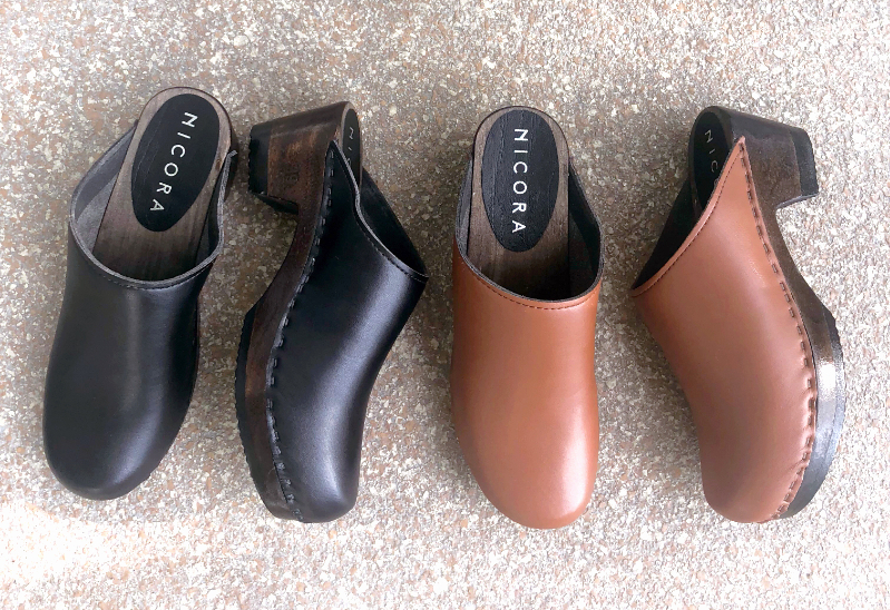 NEW RELEASE SPECIAL - XIAO VEGAN CLOGS