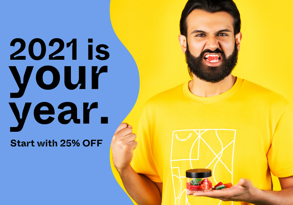 25% OFF all products