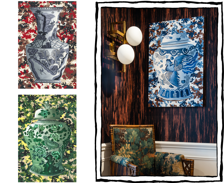 Nichole Bjornstad Smith Paintings