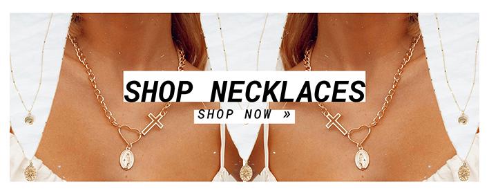 Cute Necklaces >> Shop Now