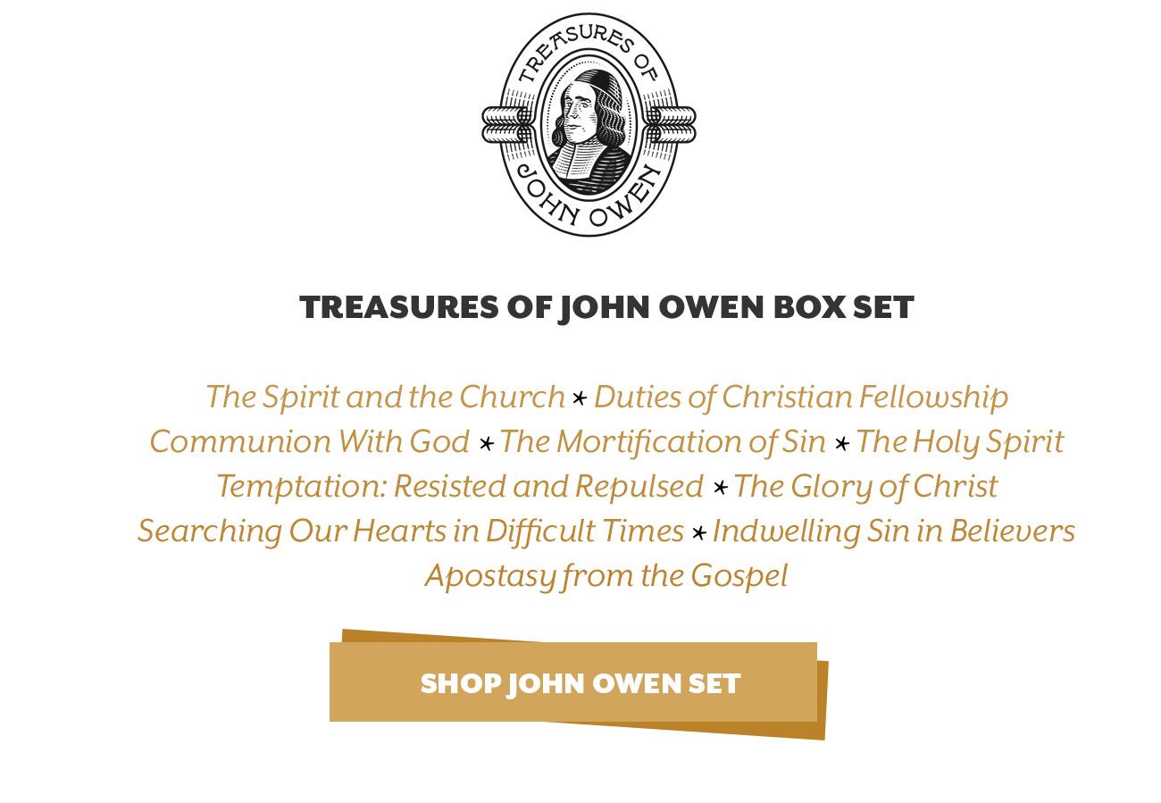 Puritan Classics Box Sets