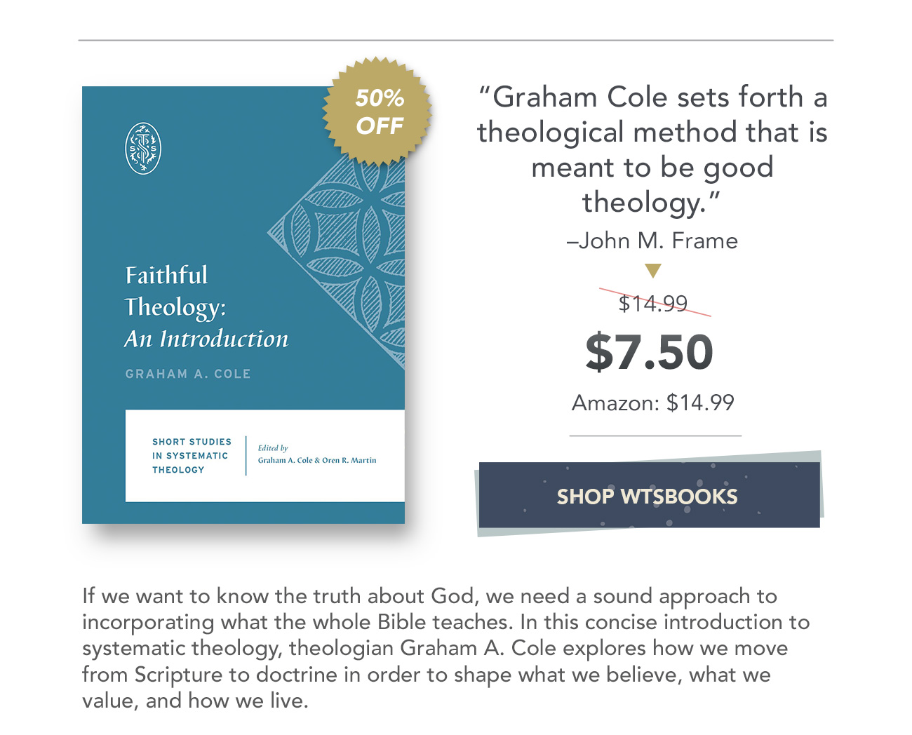Faithful Theology: An Introduction