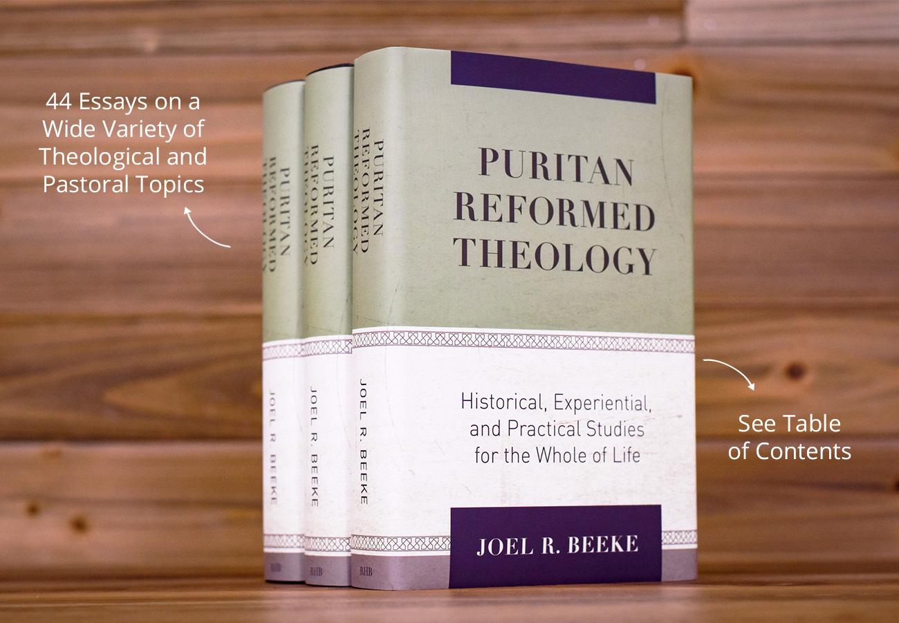 Puritan Reformed Theology