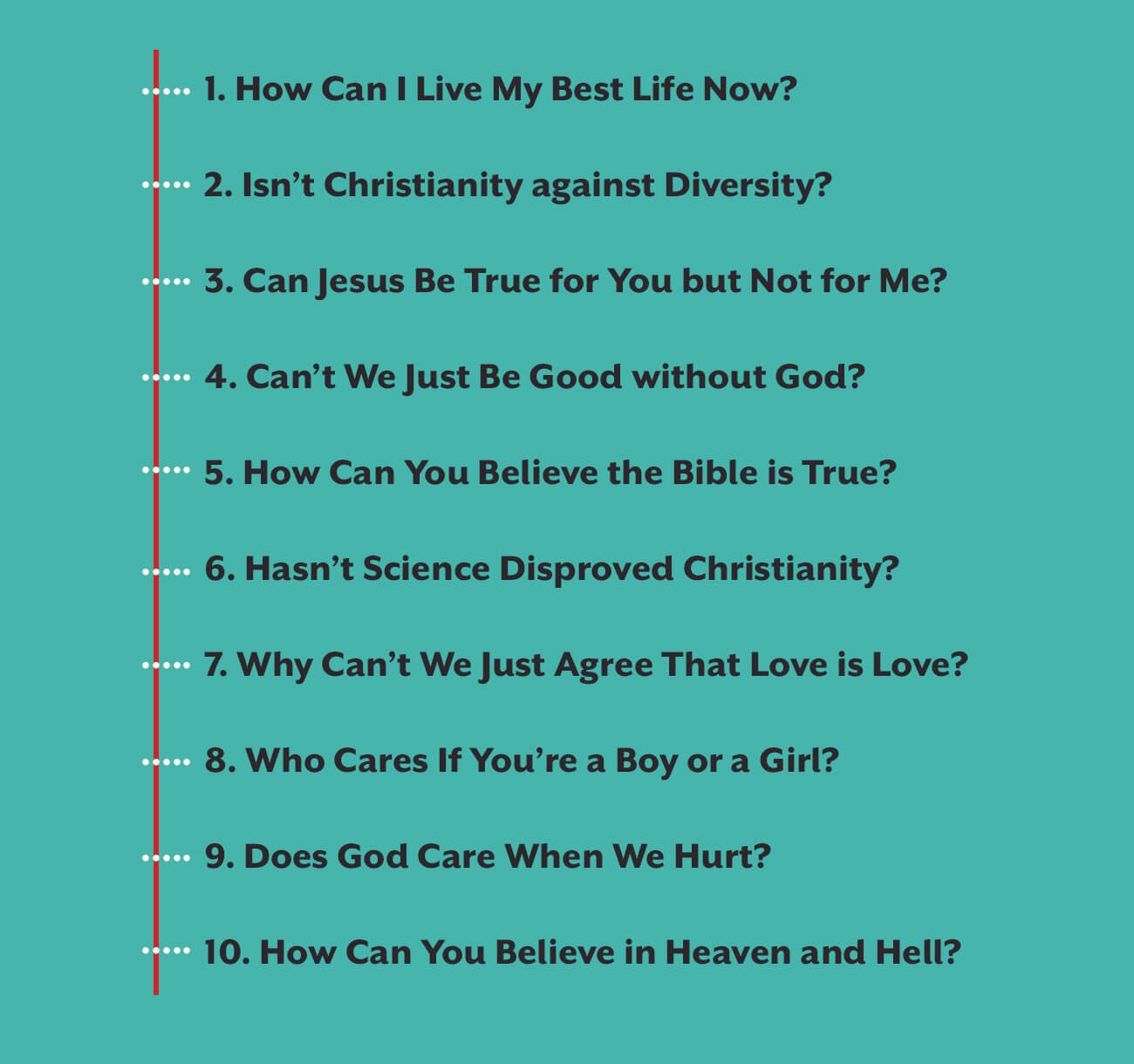10 Questions Every Teen Should Ask