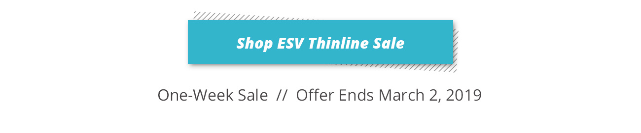 ESV Thinline Bibles shop button