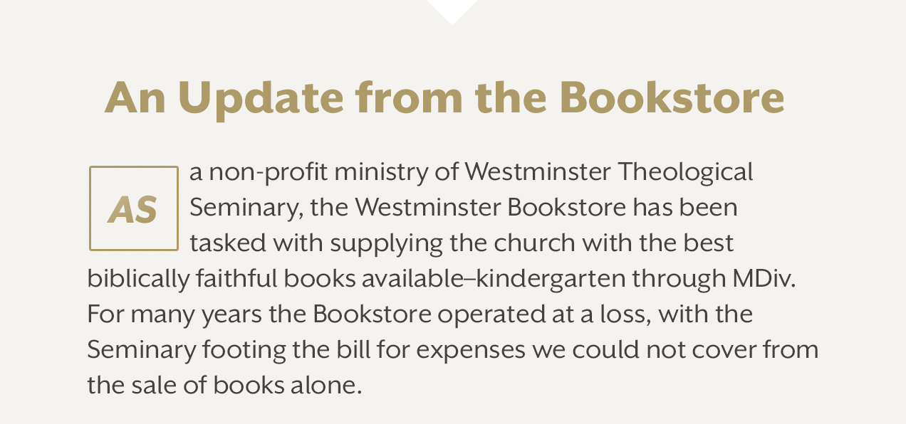 Westminster Fund Appeal