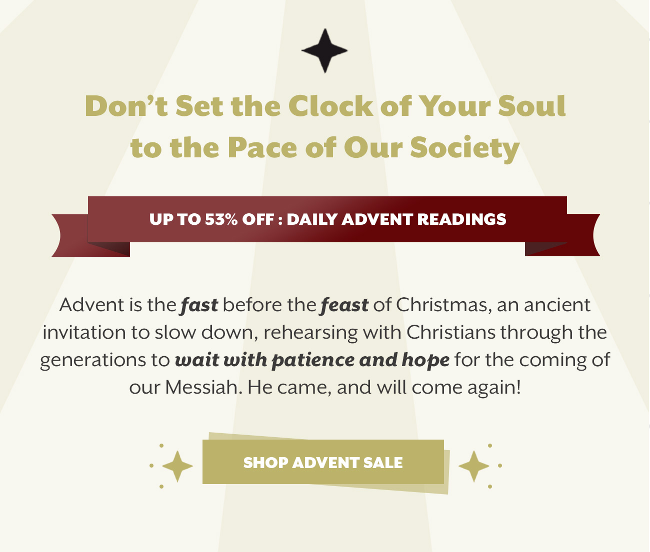 Daily Devotions for Advent