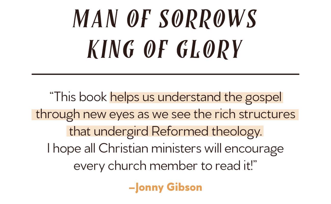Man of Sorrows, King of Glory