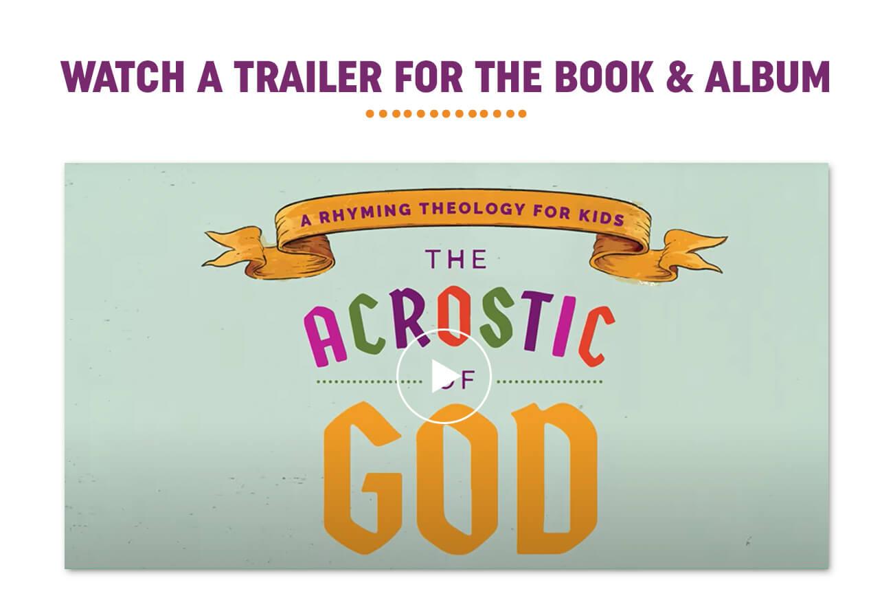 Acrostic of God