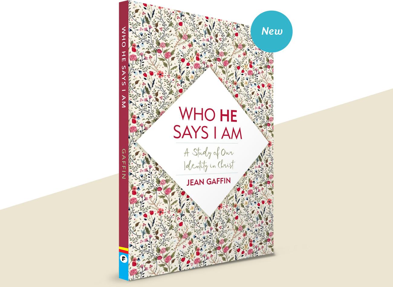 Who He Says I Am