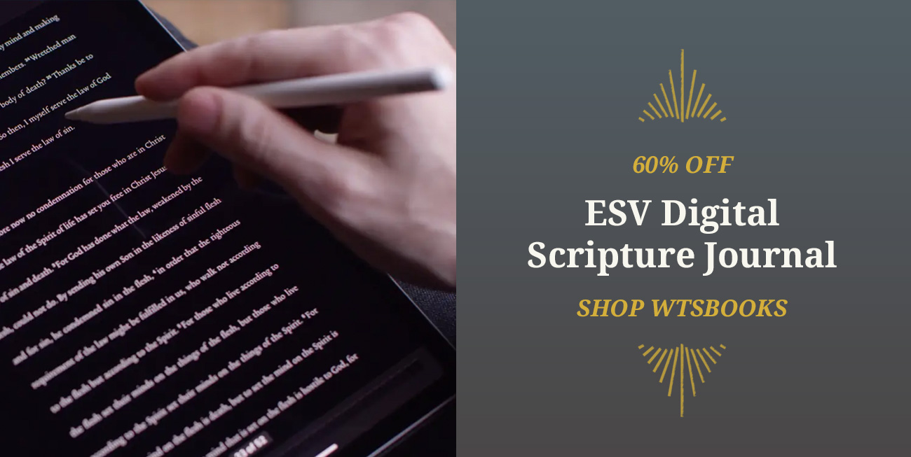 ESV Digital Scripture Journal