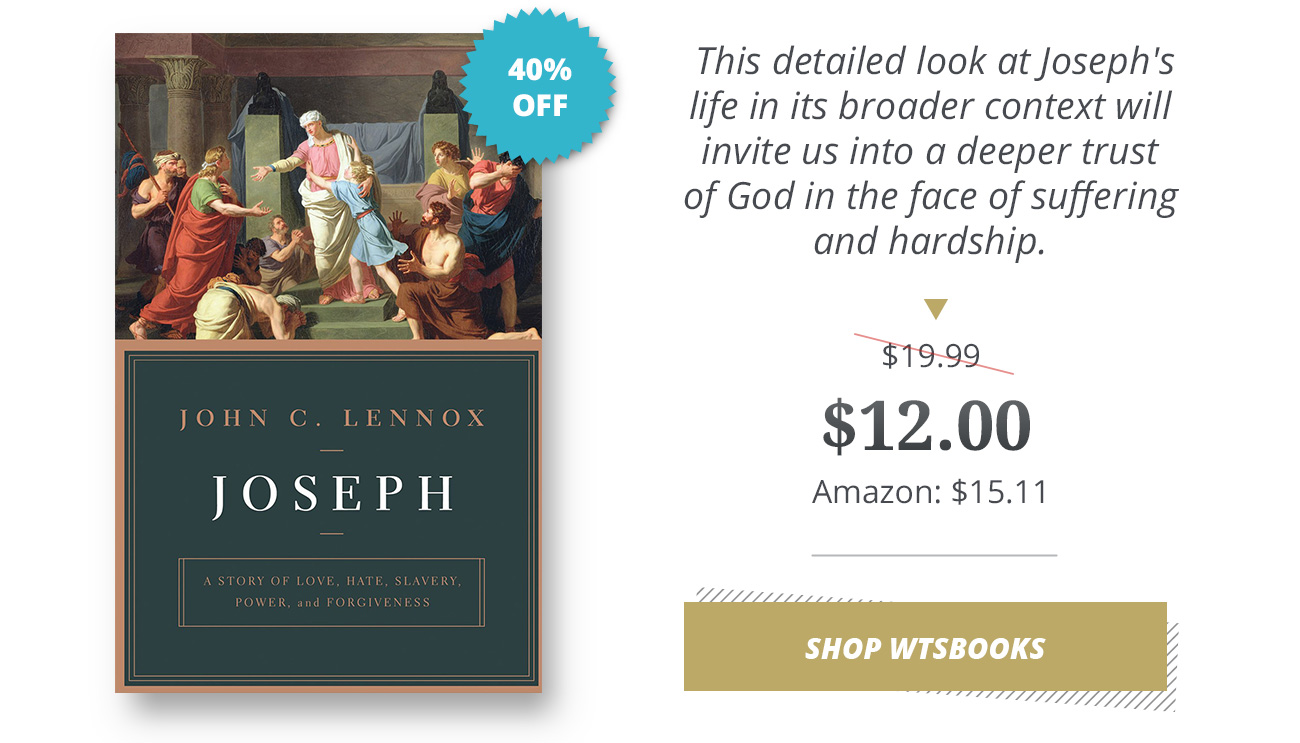 Joseph: A Story of Love, Hate, Slavery, Power, and Forgiveness