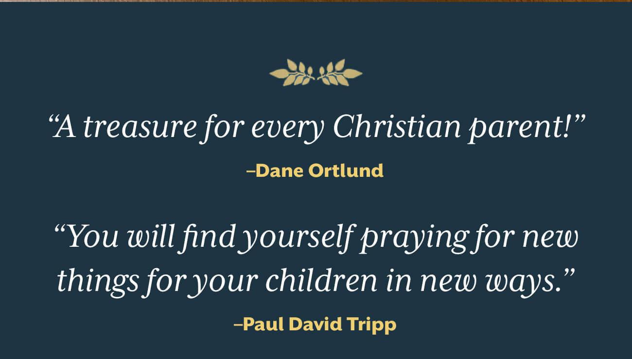 Prayers of a Parent