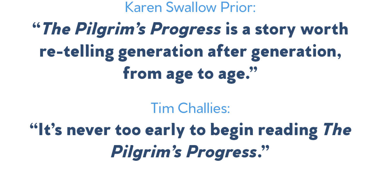 Little Pilgrim's Big Journey