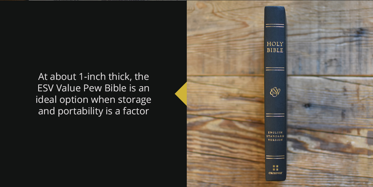 ESV Church Bible