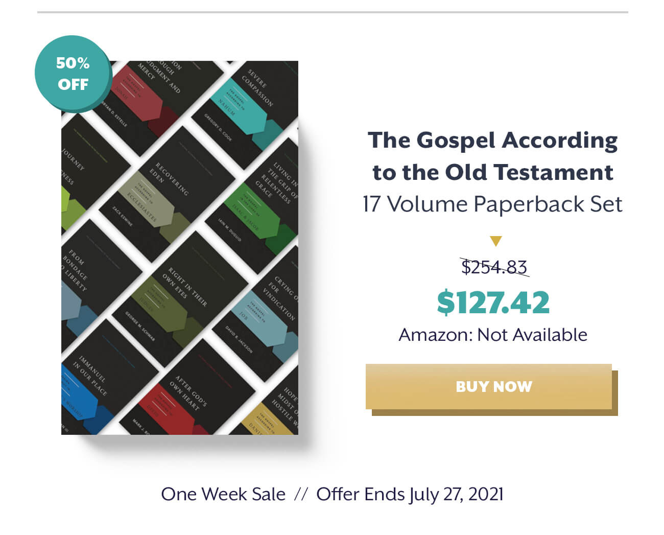 The Gospel According to the Old Testament