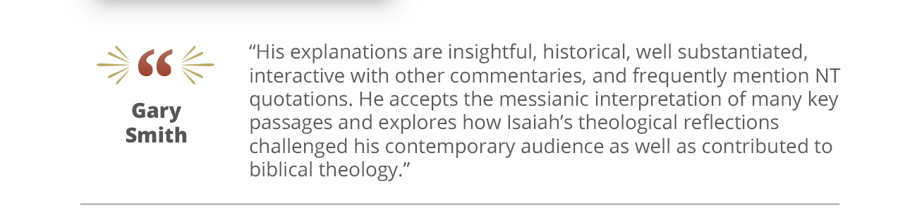 Isaiah Vol 2: A Mentor Commentary