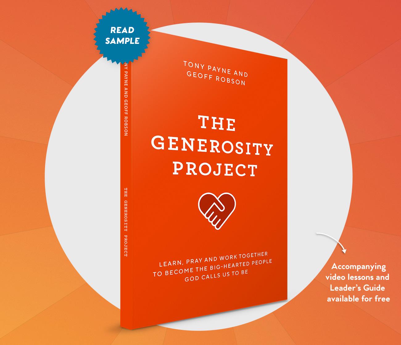 The Generosity Project - Sample