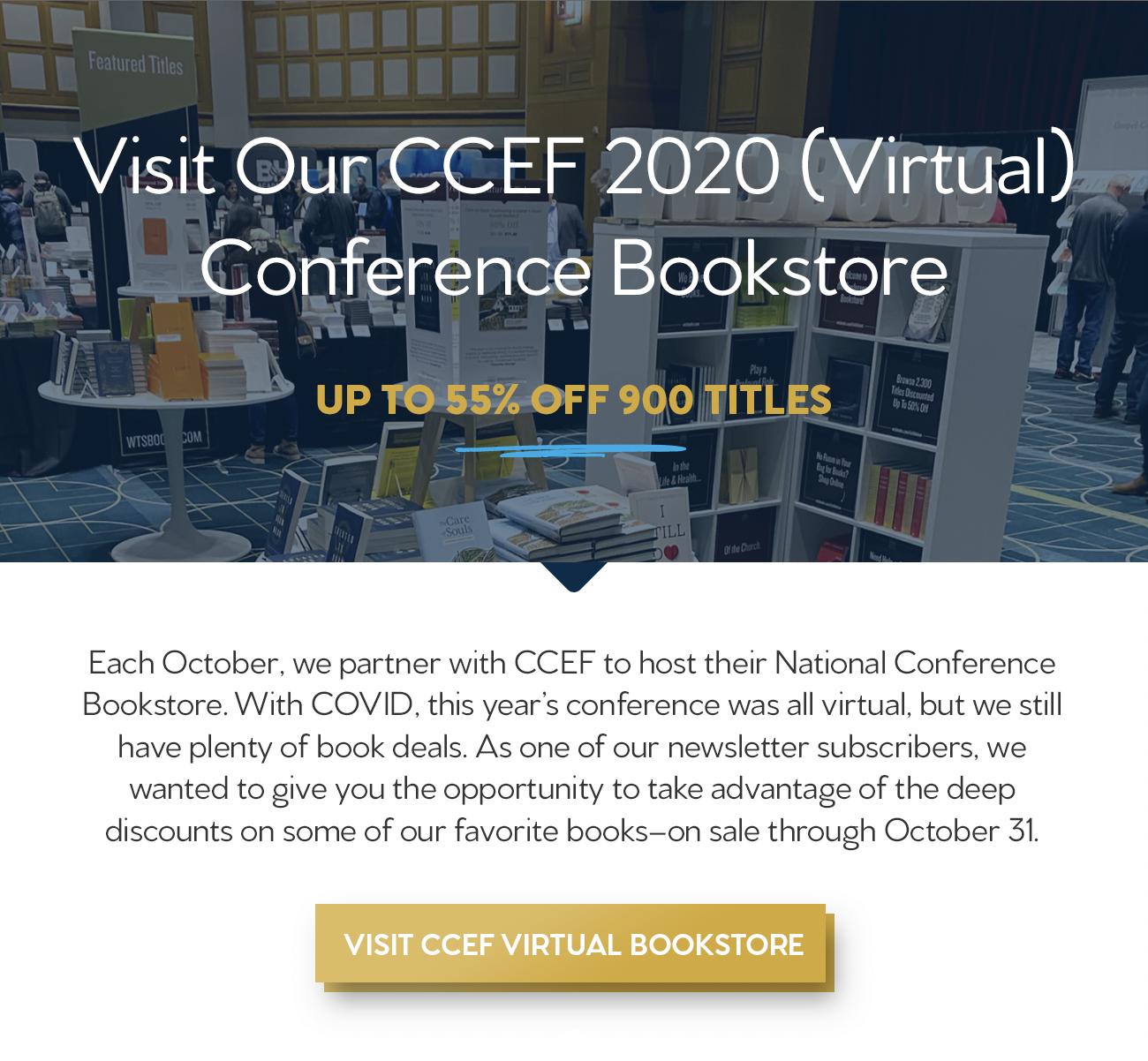 CCEF 2020 Bestsellers