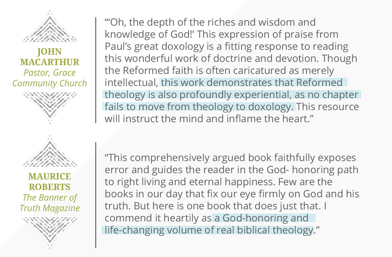 Reformed Systematic Theology – Westminster Bookstore